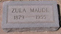 Zula Maude <i>Hoover</i> Burnam