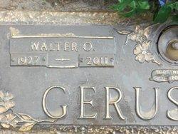 Walter O. Geruschat