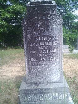 Pliny Abercrombie