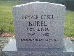 Denver Etsel Burel