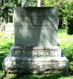 Fanny Dickinson <i>Murfree</i> Hancock