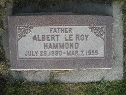 Albert Leroy Hammond