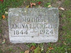 Amina Lucretia Anna <i>Gifford</i> Adams