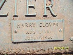 Harry Clover Frazier