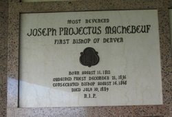 Joseph Projectus Machebeuf