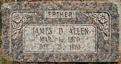 James D Allen