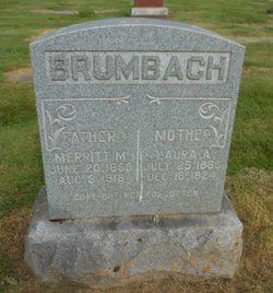 Laura Amanda <i>Griffin</i> Brumbach
