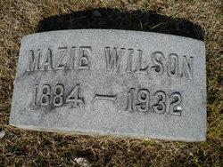 Mazie <i>Wilson</i> Scott