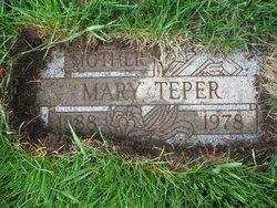 Mary <i>Glowacki</i> Teper