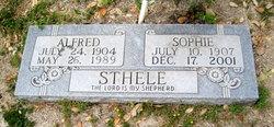 Sophie B <i>Brandt</i> Sthele