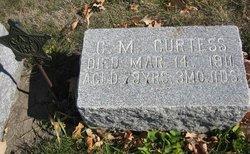 Charles Monroe Chance Curtess