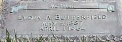Lydia Adell <i>Langworthy</i> Butterfield