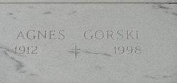 Agnes Gorski