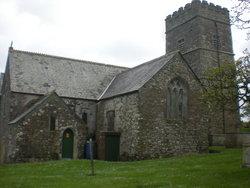 Caerhays, St Michael churchyard