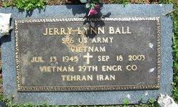 Jerry Lynn Ball
