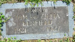 Infant Benfield