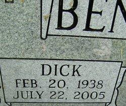 Richard Clinton Dick Benfield