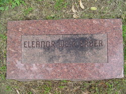 Eleanor Louise <i>Weir</i> Erber