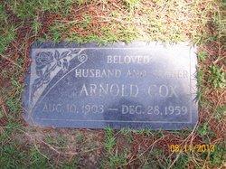Arnold Cox