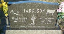 William Dotts Harrison