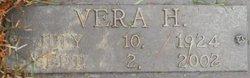 Vera Alice <i>Hayes</i> Greer