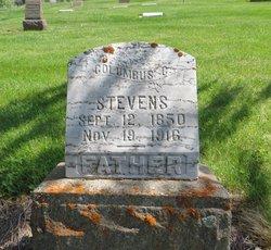Christopher Columbus Stevens