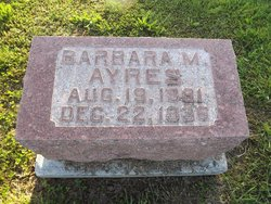 Barbara M Ayres