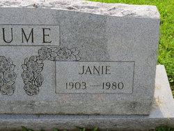 Janie <i>Cobb</i> Lear