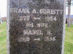 Mabel Hattie <i>Shangraw</i> Burditt