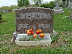 Clara Mae Bea <i>Leep</i> Talsma