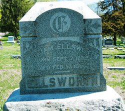 Mary Ann <i>Weston</i> Ellsworth