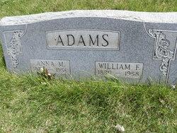 Anna M Adams