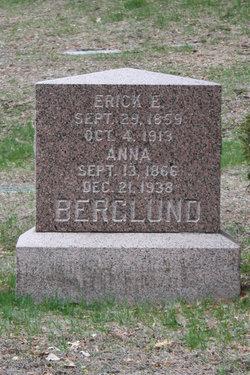 Erick E Berglund