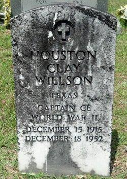 Houston Clay Willson
