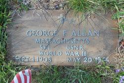 George F Allan