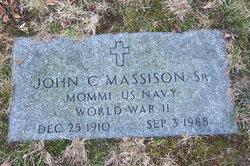John Carroll Massison, Sr