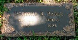 Dorothy R Baber