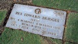 PFC Rex Edward Bridges