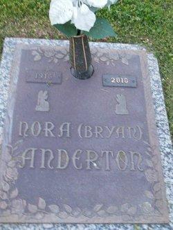 Nora Bryan Anderton