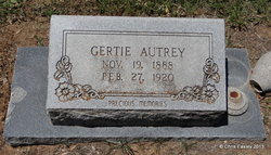Gertie Mae <i>Johnson</i> Autry