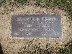 Kenneth Delos Cooper