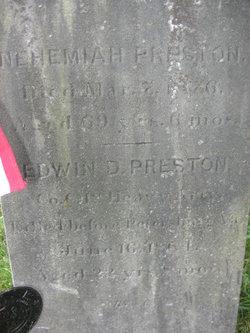 Edwin D. Preston