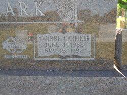 Yvonne Carriker Clark