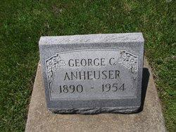 George C Anheuser