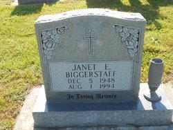 Janet E Biggerstaff