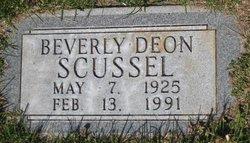 Beverly Deon Scussel