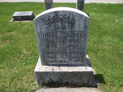 John L Appel