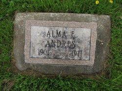 Alma F Andres