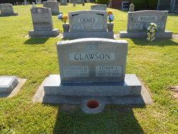 Raymond D Clawson
