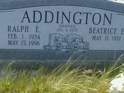 Ralph Edmond Addington